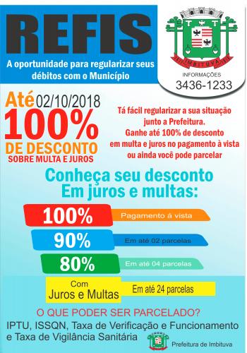 REFIS 2018