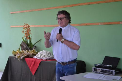 Padre Gilson César de Camargo - Pároco de Imbituva