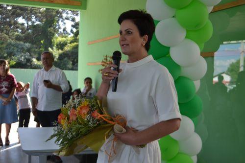 A filha de Jacob Brenner de Barros, Patrícia, também foi homenageada.