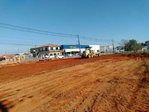 Prefeitura de Imbituva inicia obras de instalação do Parque Esportivo.
