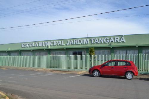 ESCOLA MUNICIPAL DO JARDIM TANGARÁ