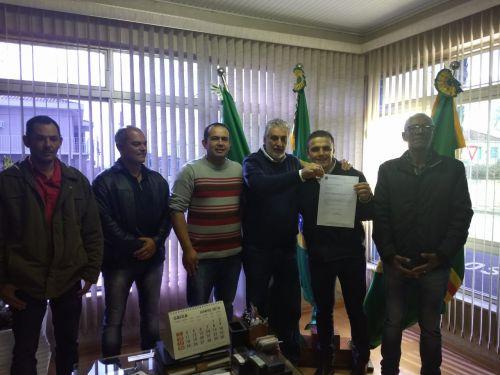 Imbituva ganha mais uma Mini Arena Esportiva e mais R$250 mil para Saúde