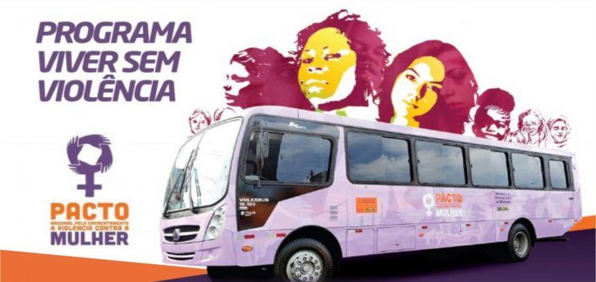 Ônibus Lilás atenderá em Carlópolis
