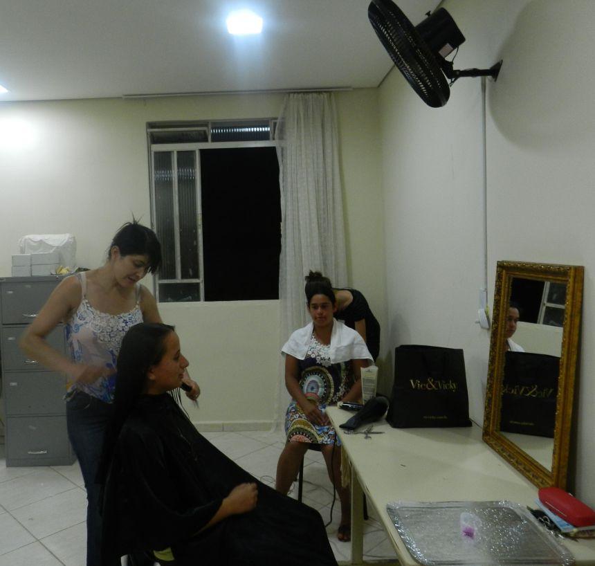 CRAS realiza atividades em comemoração ao Dia da Mulher