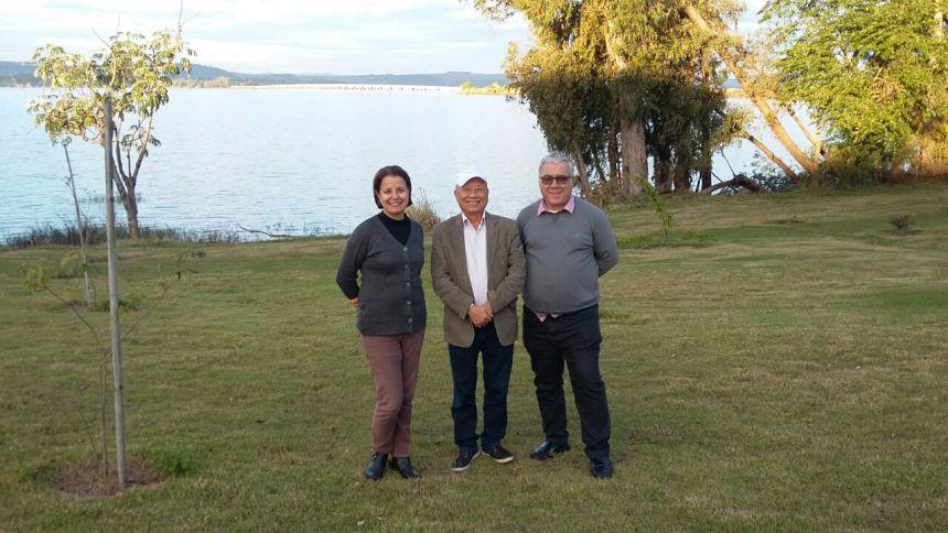 Diretor da ParanaTur visita Carlópolis