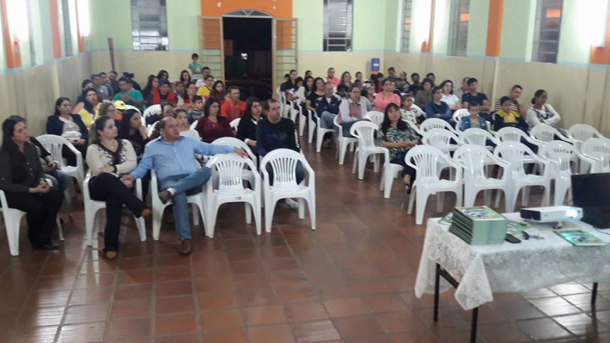 Carlópolis inicia Proerd com alunos