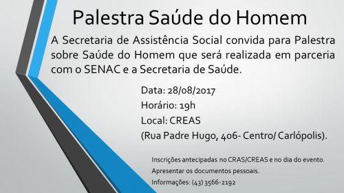 Ações da Secretaria de Assistência Social