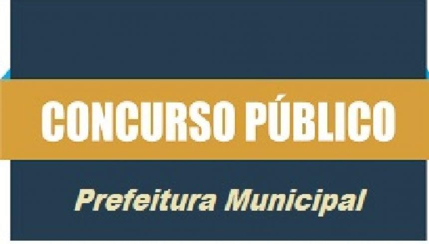 EDITAL DE CONCURSO PÚBLICO Nº 001/2019 - INSCRIÇÕES ABERTAS