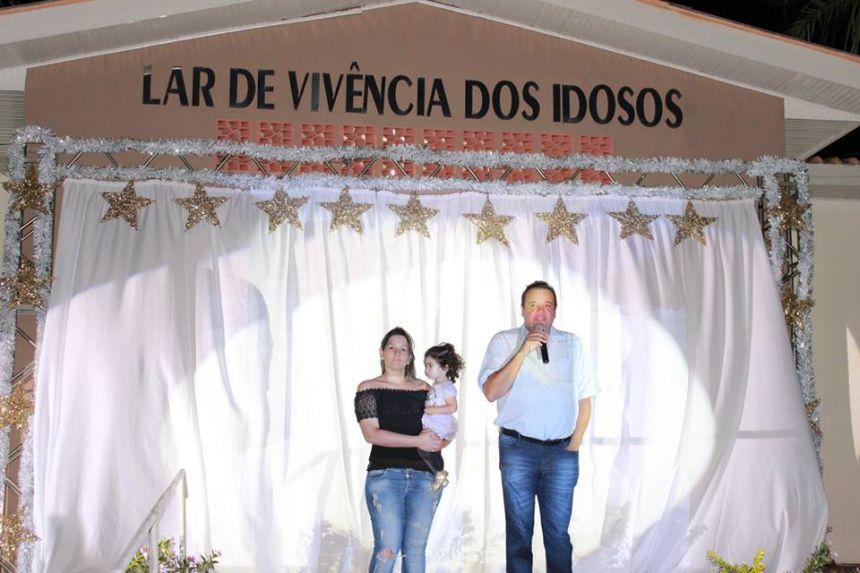 CANTATA NATALINA MAGIA NO AR EM PRADO FERREIRA