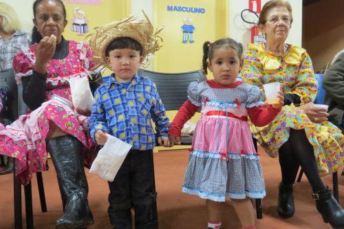 TRADICIONAL FESTA JUNINA DA MELHOR IDADE