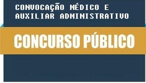 4º EDITAL DE CONVOCAÇÃO DO CONCURSO PÚBLICO MUNICIPAL