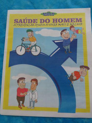 Palestra Sobre Saúde do HomemNo dia 28 de