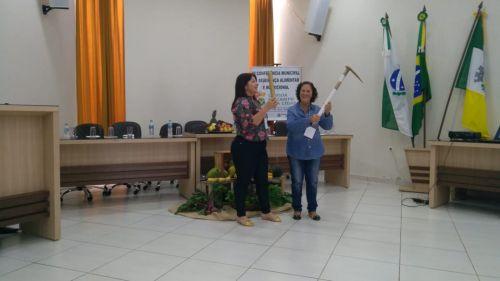 III CONFERÊNCIA MUNICIPAL DE SEGURANÇA ALIMENTAR E NUTRICIONAL DO MUNICÍPIO DE PEROBAL