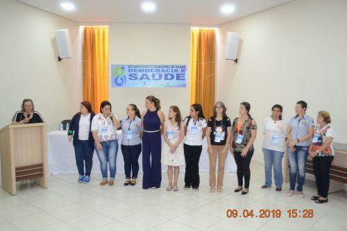 IX CONFERÊNCIA MUNICIPAL DE SAÚDE