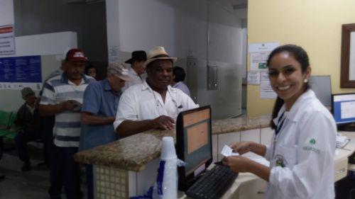 CAMPANHA DE VACINAÇÃO CONTRA A GRIPE EM PEROBAL