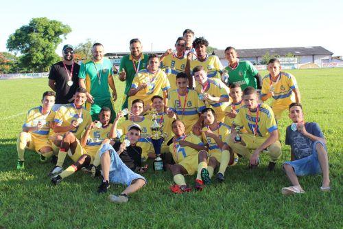 Perobal é campeão do Regional Sub-17 da LIFAC