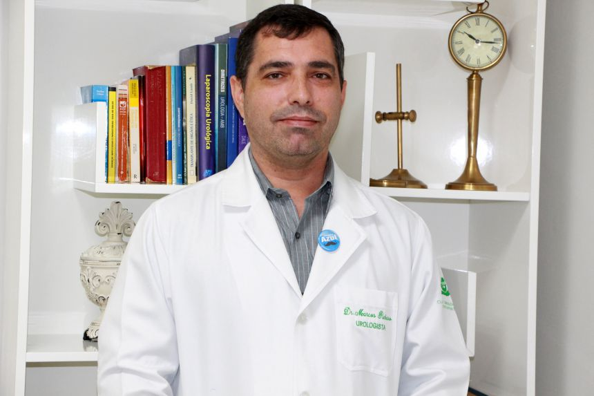 Urologista Marcos Pinheiro atende no Centro de Sa�de