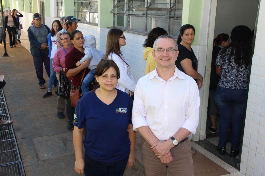 Assessoria de Imprensa da Prefeitura de Ivaiporã ? Lúcia Lima