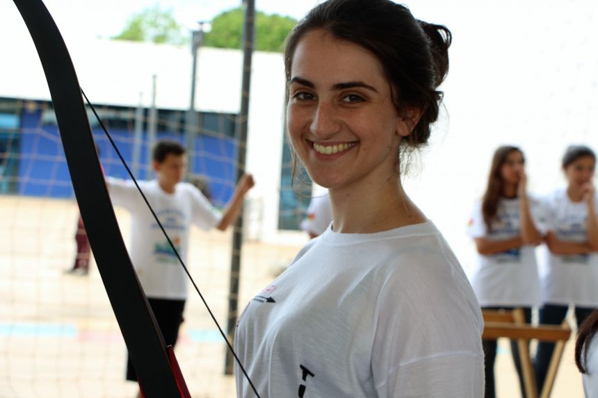 Prefeitura de Ivaiporã e Atafi incentivam modalidade de tiro com arco no Centro da Juventude