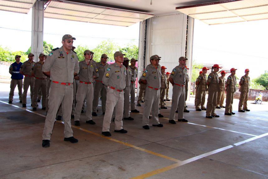 105º aniversário do Corpo de Bombeiros é celebrado em Ivaiporã
