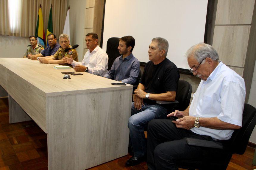 Segundo Ilson Gagliano, a Prefeitura irá aumentar os espaços destinados a motocicletas e reforçar as demarcações para carros