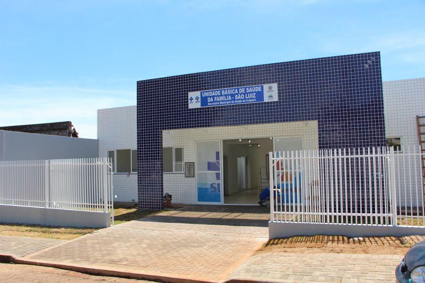 Na UBS São Luiz também será feira coleta de preventivo
