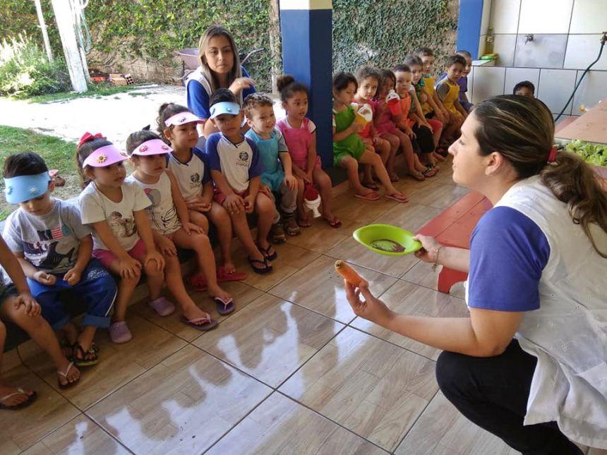 Prefeitura de Ivaiporã concorrerá ao Prêmio Gestor Público com projeto Horta Pedagógica: Sementinhas do Saber