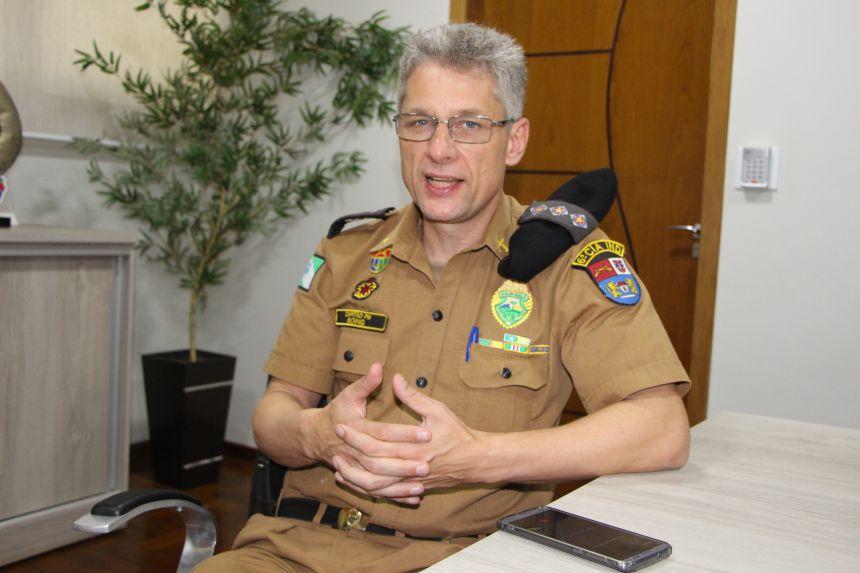 Polícia Militar de Ivaiporã promove campanha de arrecadação de alimentos para Hospital do Câncer de Londrina com apoio da Prefeitura