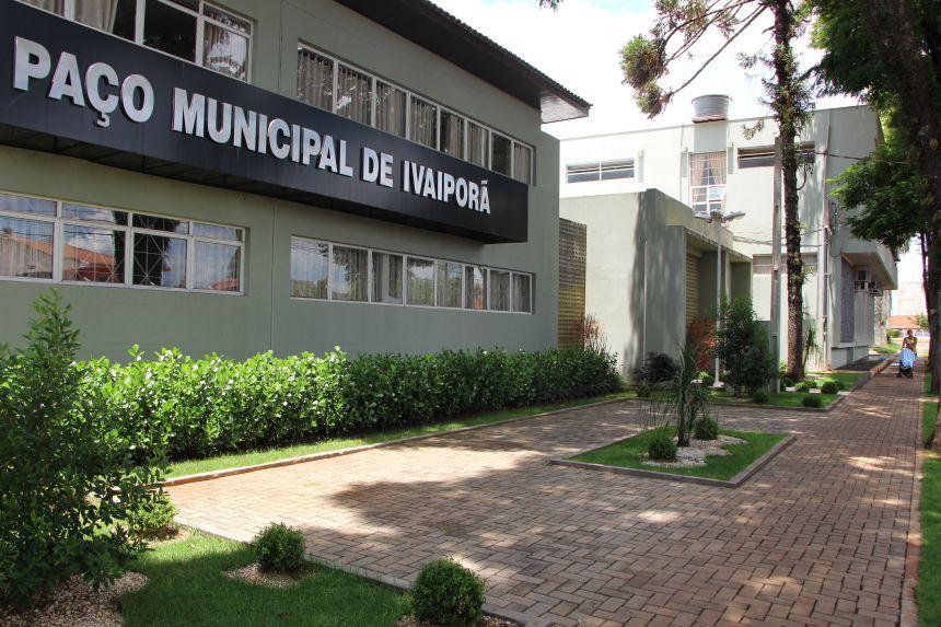 Prefeitura de Ivaiporã tem ponto facultativo, na sexta-feira, dia 13, mas Tributação atenderá
