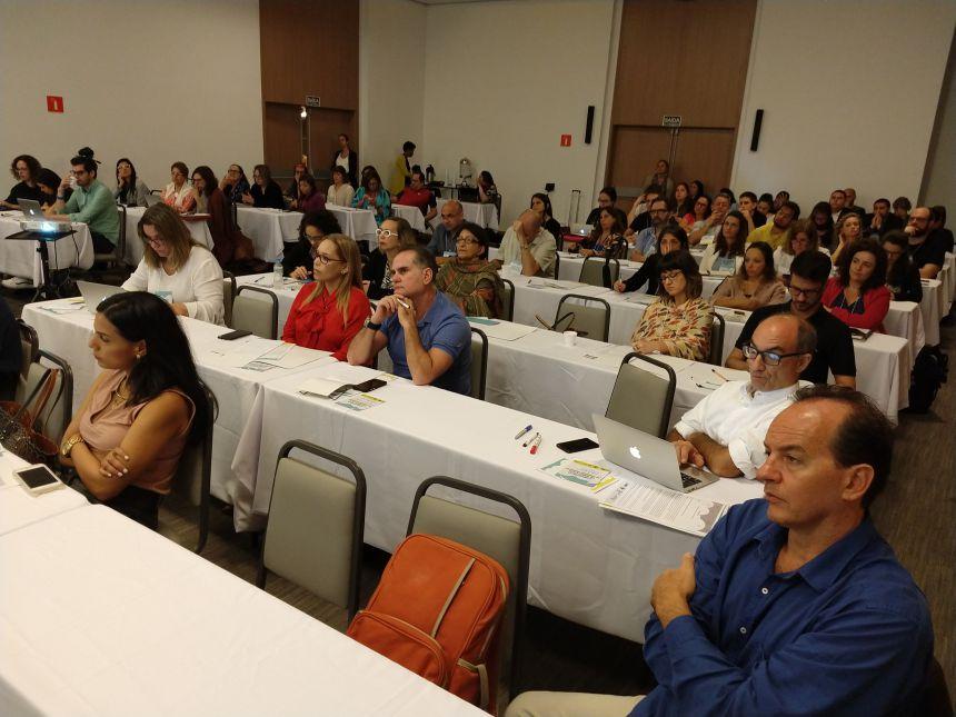 Andi reúne jornalistas no Rio de Janeiro para discutir Marco Legal da Primeira Infância