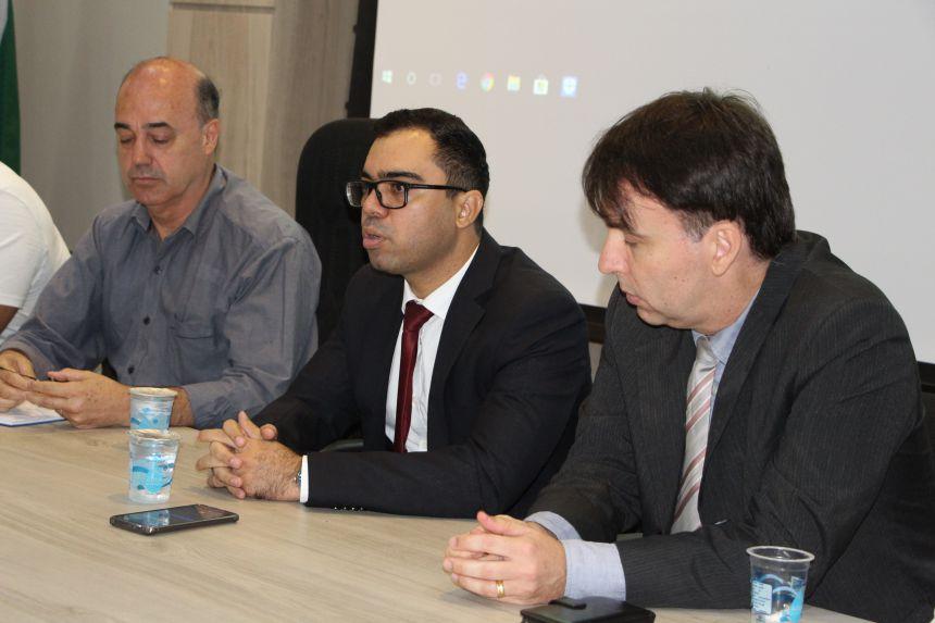 Prefeitura, Conseg e lideranças debatem sistema carcerário de Ivaiporã