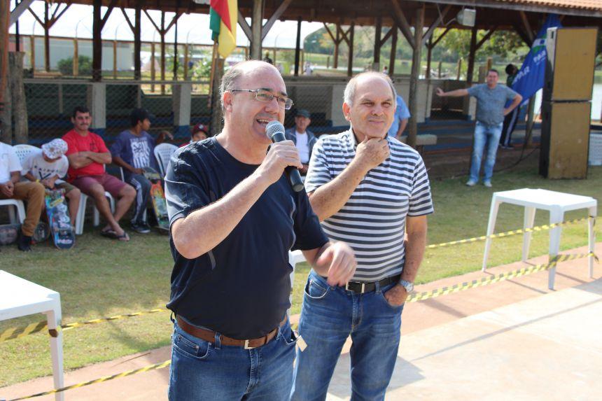 Diretores municipais marcam presença na abertura