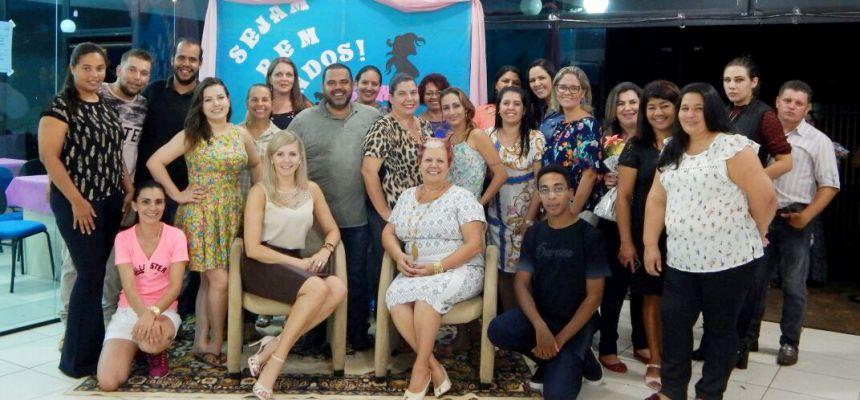 Equipe organizadora da Semana da Mulher