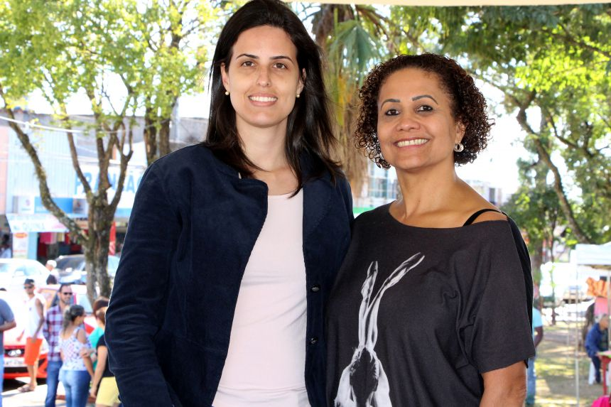 A diretora do Departamento Municipal de Cultura, Amanda Amaral, agradeceu à proprietária do Centro de Danças Pavlova Ballet, Olívia Hauptmann, pela parceria e aos alunos pela apresentação dos estilos de dança, que contagiou o público.
