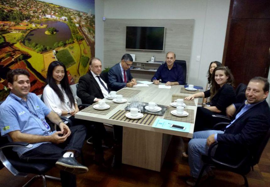 Prefeitura de Ivaiporã e Receita Federal firmam protocolo de cooperação