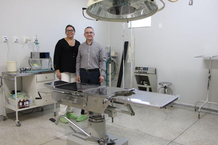 Instituto de Saúde Bom Jesus doa mesa cirúrgica ao Pronto Atendimento de Ivaiporã