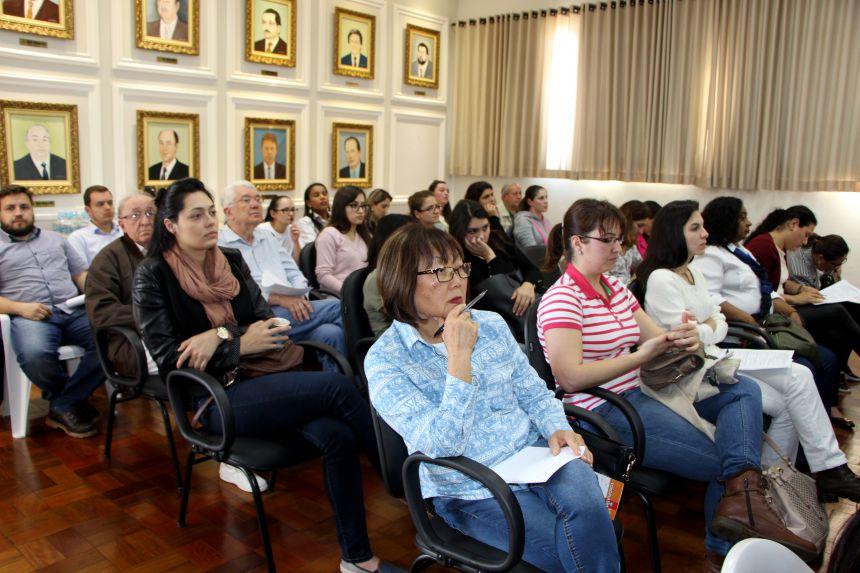 I Seminário de Capacitação da Toxoplasmose em Gestantes e Congênita é realizado pela Prefeitura de Ivaiporã