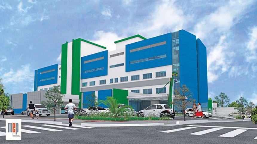 Licitação do Hospital Regional do Vale do Ivaí é homologada
