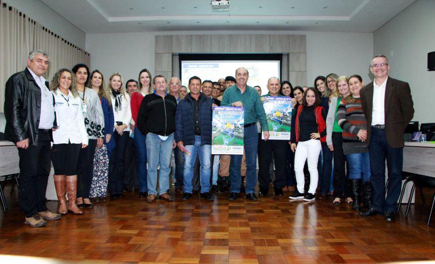 Prefeitura de Ivaiporã prepara estruturas para receber Jogos da Juventude do Paraná