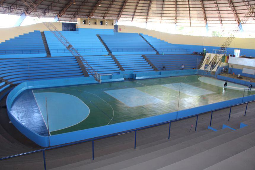 Abertura do 30º Jojups em Ivaiporã será na sexta-feira, dia 25, com Ginásio de Esporte Sapecadão revitalizado
