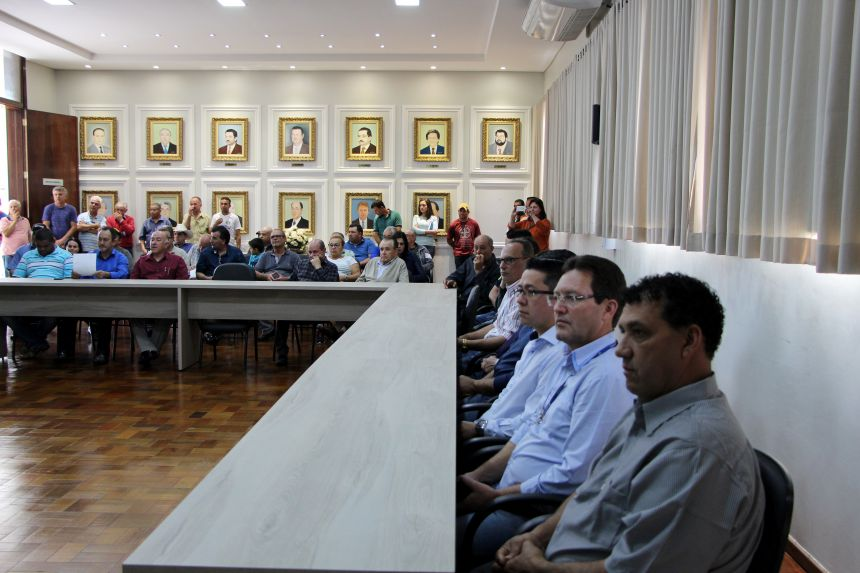Ministro da Saúde visita Prefeitura de Ivaiporã