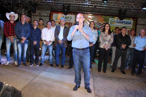 Prefeito Miguel Amaral explica objetivos do 1º Festival do Café e parabeniza produtores pela força do agronegócio