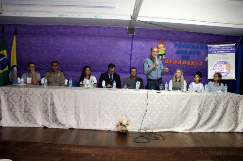 Prefeito Miguel Amaral cita boas políticas públicas desenvolvidas em Ivaiporã em prol das crianças e adolescentes