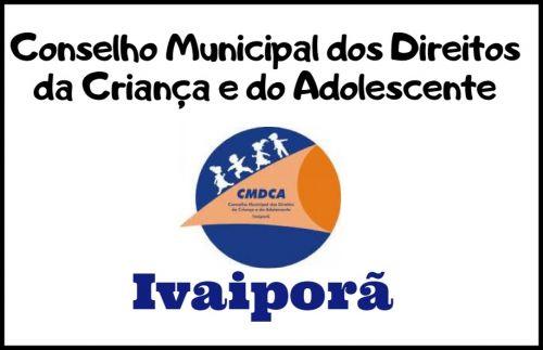 CMDCA de Ivaiporã divulga data da eleição para conselheiro tutelar