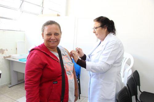Prefeitura de Ivaiporã atinge meta de vacinação contra gripe
