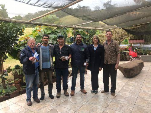 Prefeitura e Associação da Agricultura Familiar do Jacutinga irão entregar premiação do Concurso Café Qualidade Ivaiporã