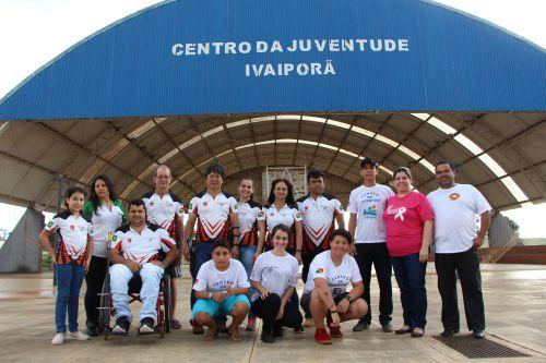 Alunos do projeto Arco no Centro da Juventude treinam as terças e quintas-feiras das 20h00 às 22h00, e aos sábados das 15h00 às 17h00