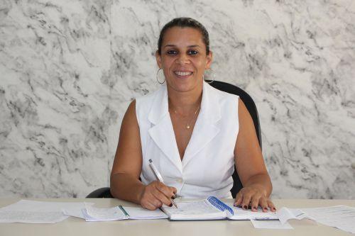 Rose Sirço, diretora do Departamento Municipal de Educação