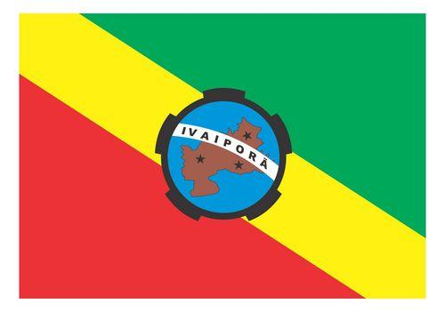 Bandeira de Ivaiporã