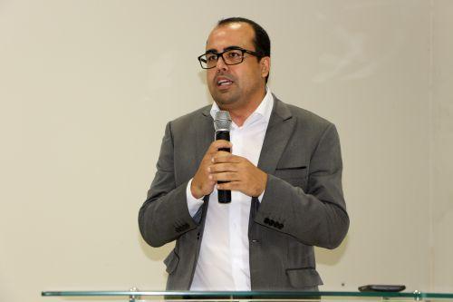 Dener Souza representa presidente da Fiep, Edson Campagnolo